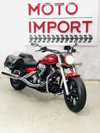 мотоцикл Yamaha MIDNIGHTSTAR XVS950 2014г только из Японии+КРЕДИТ