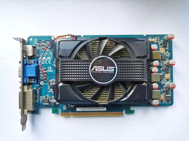 Відеокарта Asus GeForce 9600 GT  PCI-E 2.0 512 Mb 800 Mhz 256 bit DVI