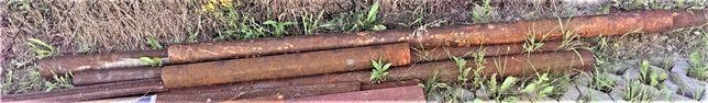 rura 88,9 x 7,1 długości 3 m na słupki