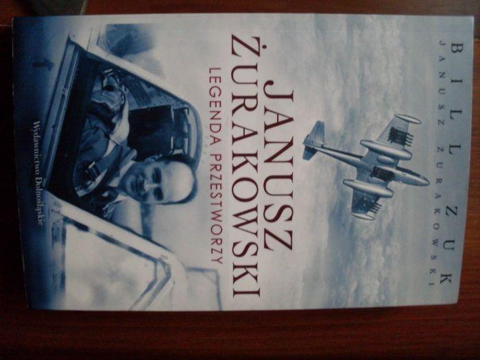 Bill Zuk Janusz Żurakowski legenda przestworzy Zabrze - image 1