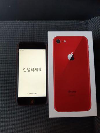 Iphone 8 razem z ladowarka