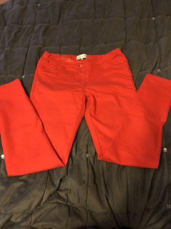 Spodnie ze streczu rozciagliwe rozmiar 40