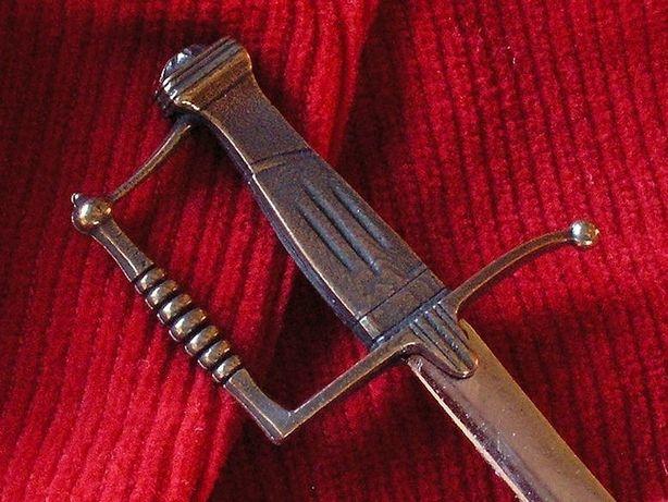 Nożyk do listów - SZABLa KOŚCIUSZKÓWKa