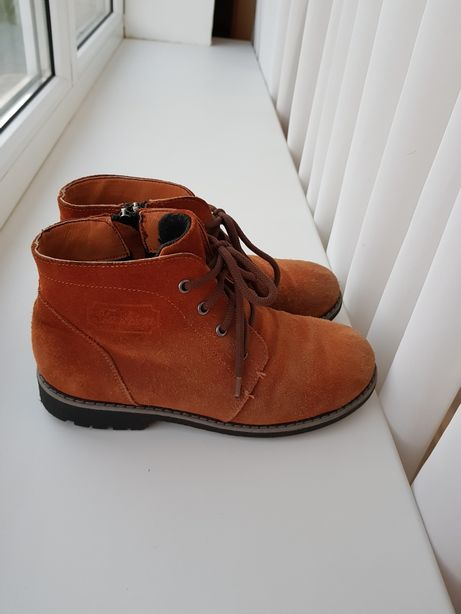 Яркие стильные Деми ботинки