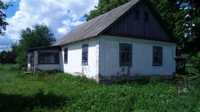 Продам цегляний будинок