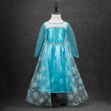 Sukienka FROZEN Elsa 122-128