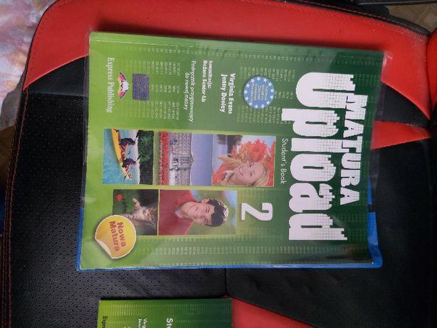 Książka do języka angielskiego klasa II Branżowa