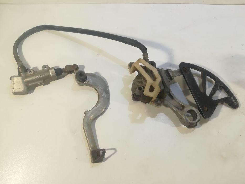 Pompa hamulca tył dźwignia zacisk przewód Yamaha yzf 250 rok 10-13 Turek - image 1
