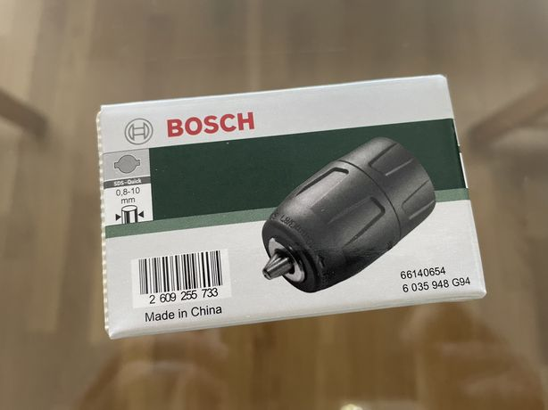 Bosch Uneo Maxx SDS-Quick adaptador universal para aparafusadora