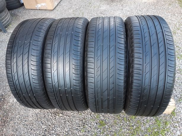 225 55 18 Bridgestone Turanza T001 лето 225/55 R18