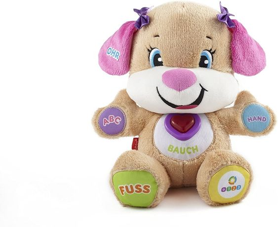 Miś Fisher-Price CGR43 Learning Toy