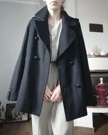 Topshop wełniany płaszczyk kurtka Stan idealny