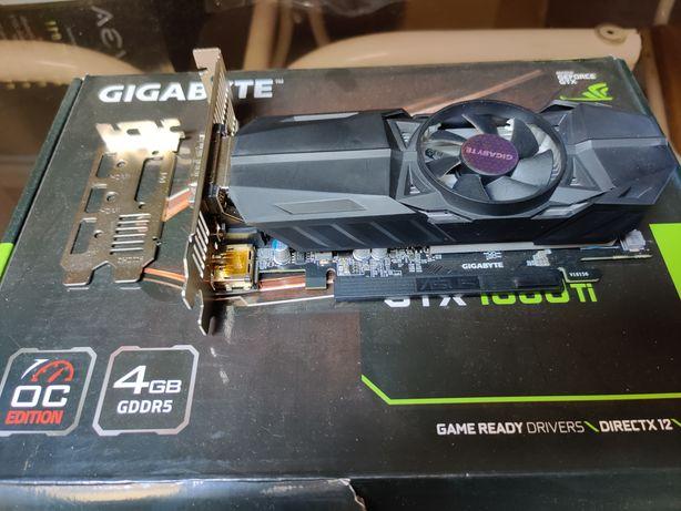 Gigabyte GTX 1050 ti 4Gb GDDR5 placa gráfica low profile