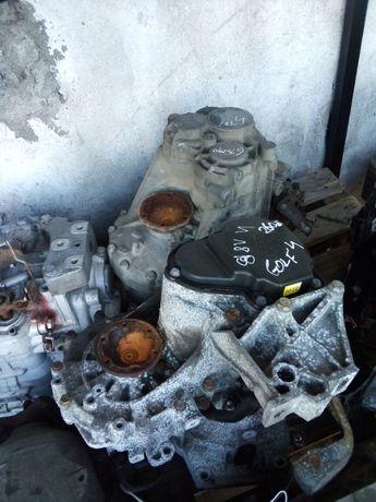 Skrzynia biegów VW Golf 4 1.8 benzyna