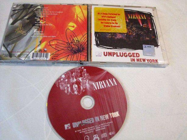 Nirvana unplugged in the new york z 1994 roku bez remastered