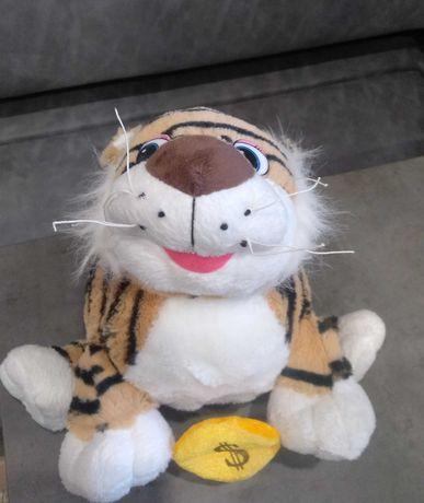 Мягкая игрушка - копилка Тигр