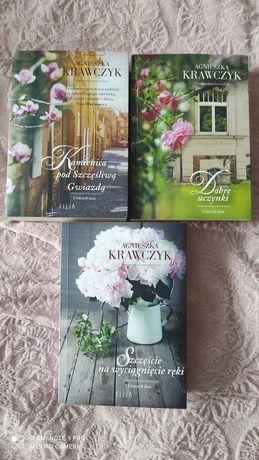 """Seria ,,Uśmiech losu"""" Agnieszka Krawczyk"""