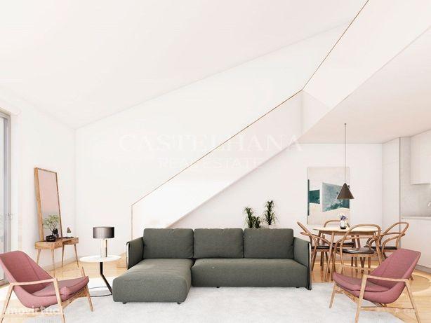 Apartamento T2 localizado no coração de Vila Nova de Gaia