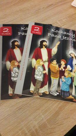 Książka do religii Kochamy Pana Jezusa