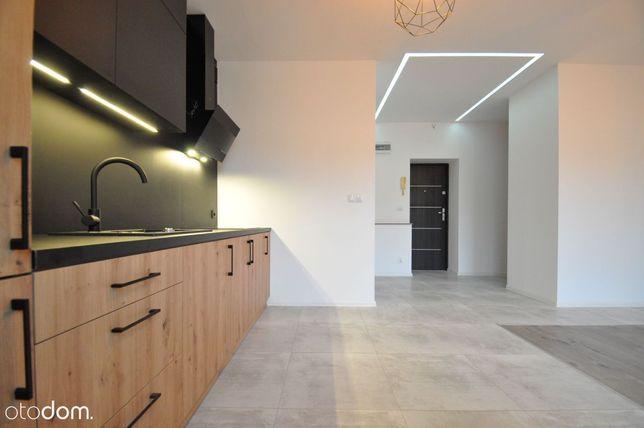 NOWOWCZESNE 2 pokoje z aneksem kuchennym 38,22 m2