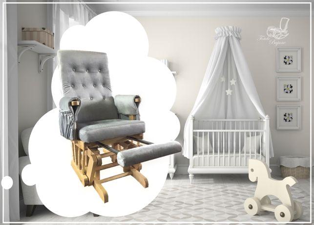 Rewelacyjny fotel bujany , fotele bujane