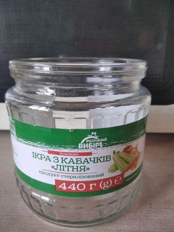 Банки 440 гр.для консервации
