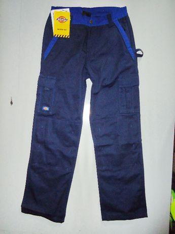 спецодежда рабочие штаны Dickies темносиние брюки (34)
