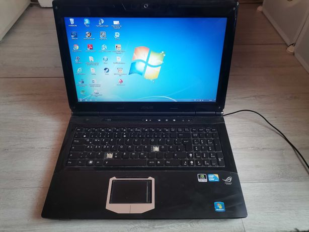 Asus Rog R51j Intel I7 wysyłka