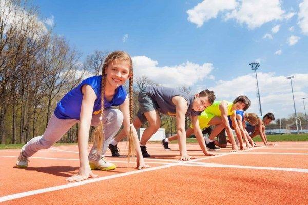 Легка атлетика ,гурток