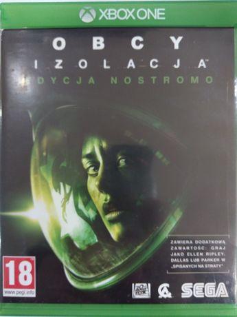 Obcy Izolacja Edycja Nostromo Xbox One Używana Kraków