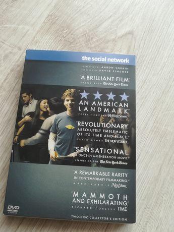 The social Network film DVD