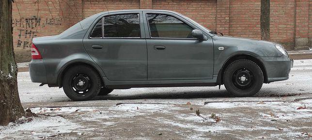 Автомобиль Geely CK 2013