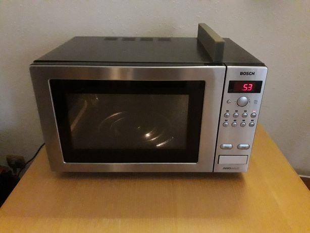 Bosch HMT 9656 - kuchenka mikrofalowa do zabudowy - uszkodzona
