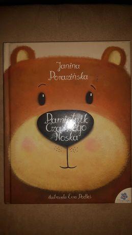 Pamiętnik Czarnego Noska książka dla dzieci