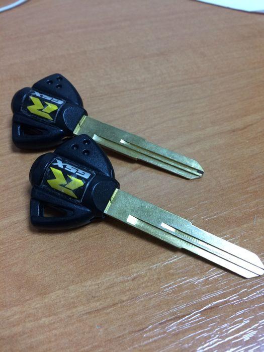 Ключ Suzuki (заготовка) Харьков - изображение 1