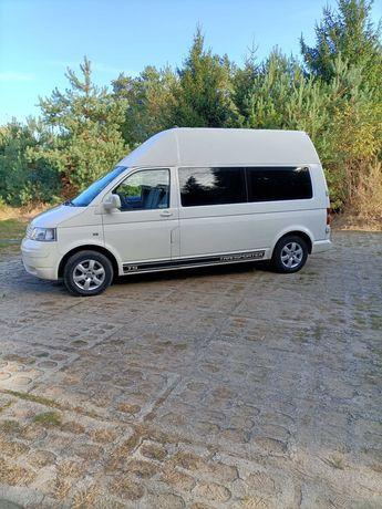 Volkswagen T5 ala Camper