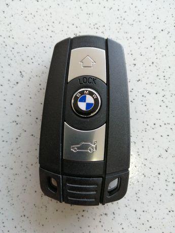 Chave automóvel bmw