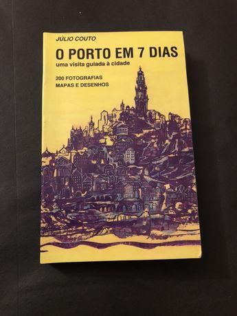 1989 O Porto em 7 dias   Julio Couto 200 fotografias, mapas e desenhos