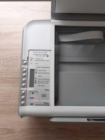 Urządzenie wielofunkcyjne HP Photosmart C3810
