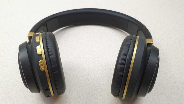 Słuchawki bezprzewodowe bluetooth nauszne marki tracer