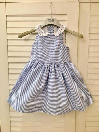 Бронь!!! Платье Polo Ralph Lauren 2 года.