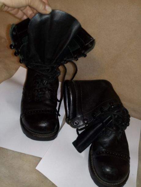Corcoran buty glany combat boots