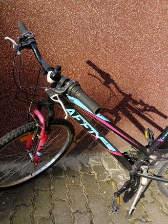 Rower górski dziewczęcy Go Sport/Aluminiowy/Shimano/Koła 26