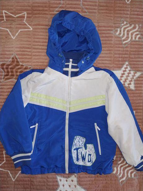 Куртка на мальчика или девочку осенняя демисезонная