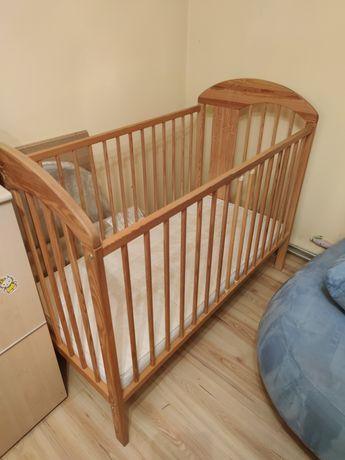 Łóżeczko dla niemowląt Drewex