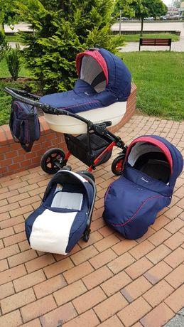 wózki dla dziewczynki i chłopca 3\1