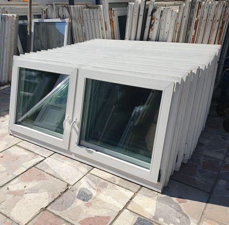 Okna Niemieckie 186x90 używane DOWÓZ cały kraj pcv plastikowe