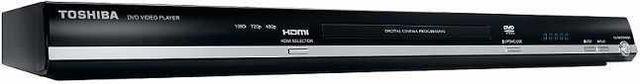 DVD Toshiba SD-370EKE - Full HD 1080i HDMI Divx Pilot