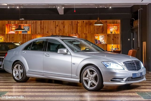 Mercedes-Benz S 250 CDi BlueEfficiency