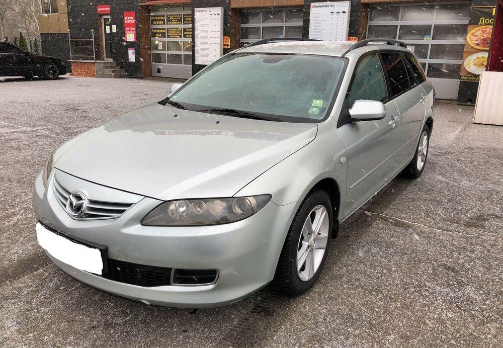 Mazda 6 2006года Степная - изображение 1